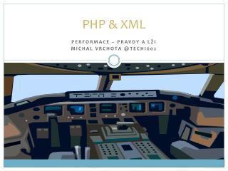 PHP & XML