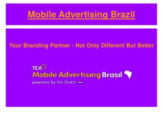 Mobile Advertising Brazil