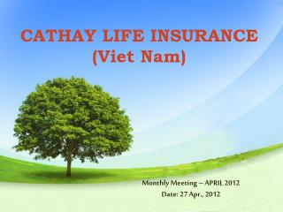 CATHAY LIFE INSURANCE (Viet Nam)