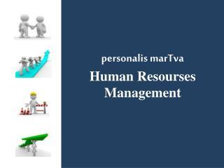 personalis marTva Human  Resourses  Management