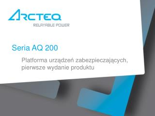 Seria  AQ 200