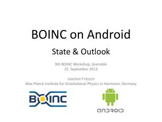 BOINC on Android
