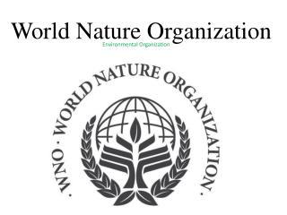 World Nature Organization