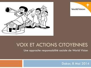 VOIX ET ACTIONS CITOYENNES