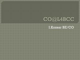CO@L4BCC