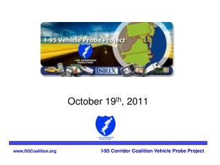 October 19 th , 2011
