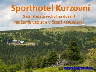Sporthotel Kurzovní