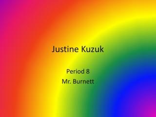 Justine Kuzuk