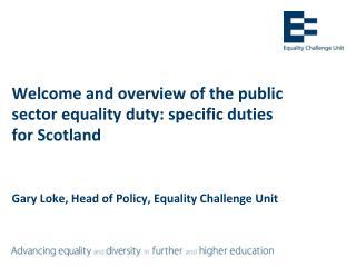 Equality Challenge Unit