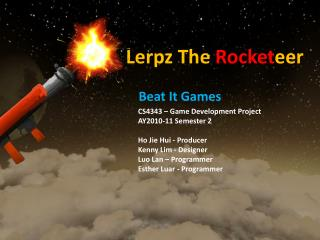Lerpz  The  Rocket eer