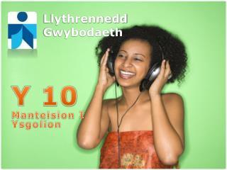 Llythrennedd Gwybodaeth