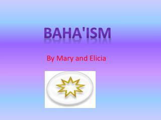 Baha'ism