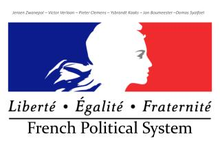 French  Political  System