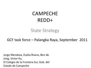 CAMPECHE REDD+