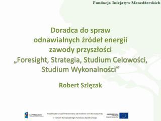 Doradca do  spraw odnawialnych źródeł energii zawody przyszłości