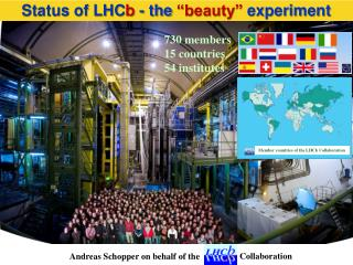 "Status of LHC b  -  the  ""beauty""  experiment"