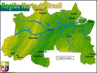 Regi�o Norte do Brasil