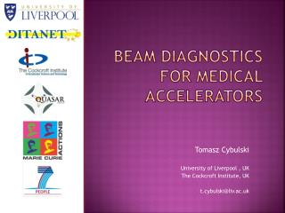 Beam diagnostics for medical accelerators