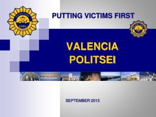 VALENCIA  POLITSEI