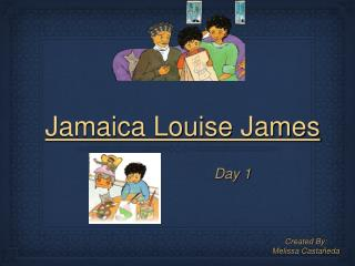 Jamaica Louise James