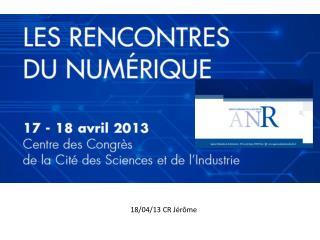 18/04/13  CR Jérôme