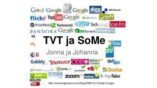 TVT ja SoMe