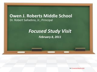 Owen J. Roberts Middle School