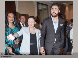 Imran spends time with family
