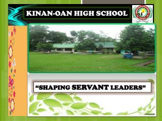 KINAN-OAN HIGH SCHOOL