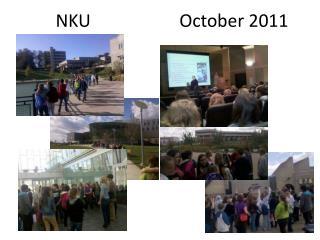 NKU                     October 2011