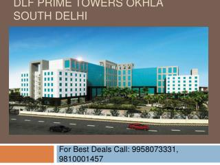 DLF Prime Towers Okhla South Delhi