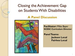 Closing the Achievement Gap on Students With Disabilities