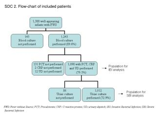 SDC 2. Flow-chart of included patients
