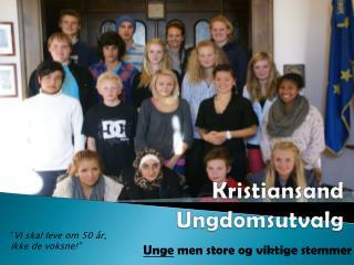 Kristiansand Ungdomsutvalg
