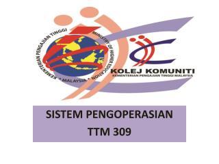 SISTEM PENGOPERASIAN TTM 309