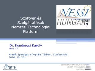 Szoftver és Szolgáltatások Nemzeti Technológiai Platform
