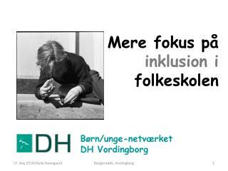 Børn/unge-netværket DH Vordingborg