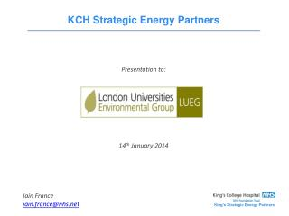 King's Strategic Energy Partners