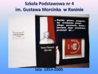 lata  1953-2005