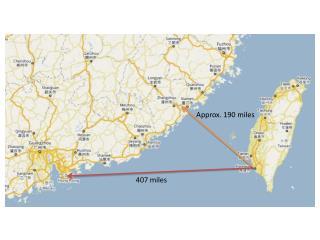 407 miles