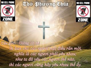 Thờ Phượng Chúa