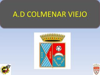 A.D COLMENAR VIEJO