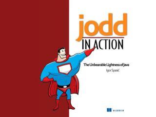 Jodd  Core
