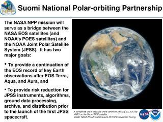Suomi National Polar-orbiting Partnership