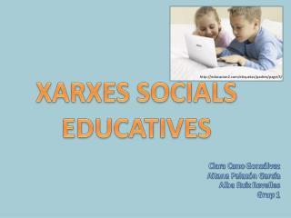 XARXES SOCIALS EDUCATIVES