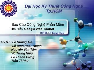 B�o C�o C�ng Ngh? Ph?n M?m