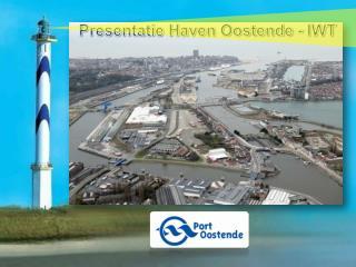 Presentatie Haven Oostende - IWT