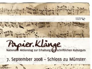 Beim Aufbau: Dr. Meissner Lippische Landesbibliothek Detmold: Digitalisierung von Theaterzetteln