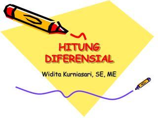 HITUNG DIFERENSIAL