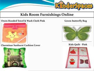 Kids Room Furnishings Online